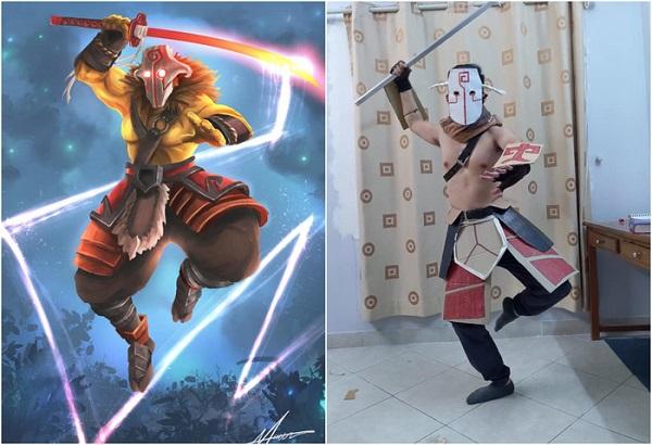 Cộng đồng Dota 2 Việt Nam gây sốc với cuộc thi cosplay: Đã chơi là phải 'chất như nước cất' mới chịu 5