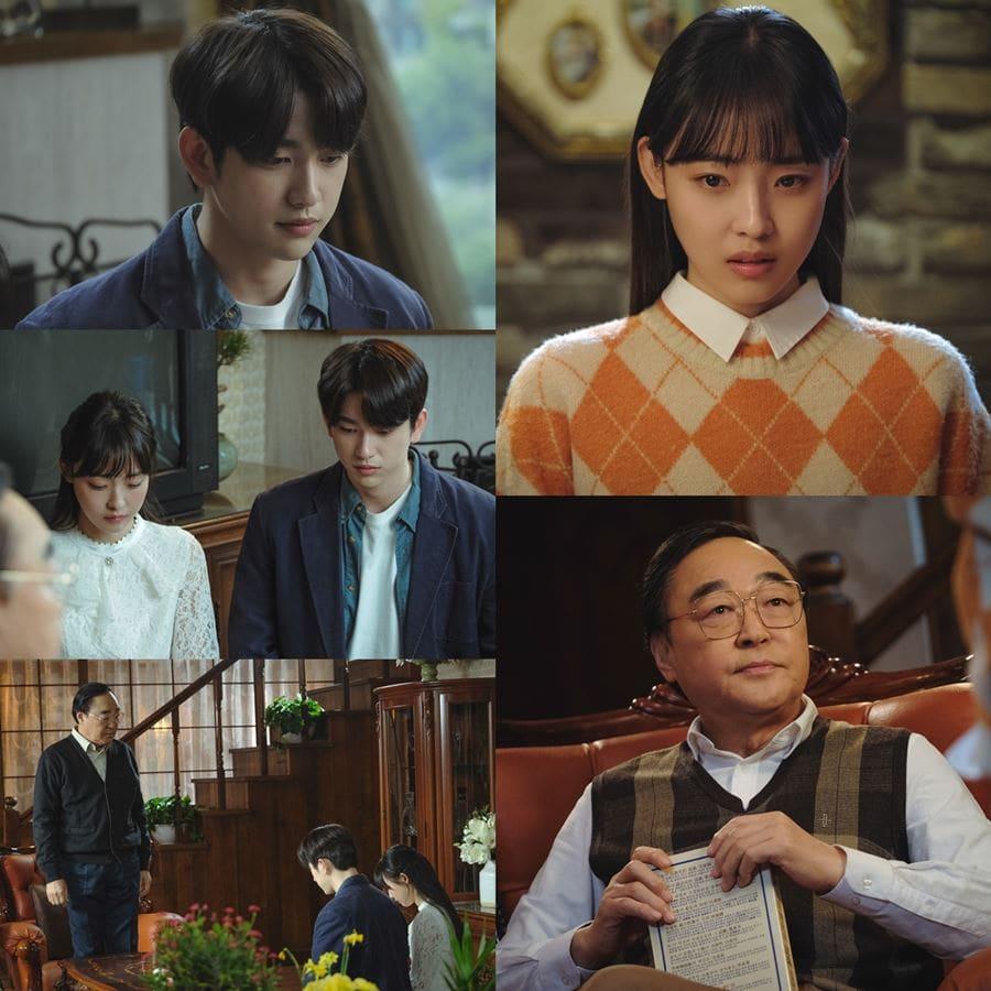 Dường như đã có rắc rối xảy ra với cuộc tình của Jae Hyun và Ji Soo khi cuộc trao đổi khiến Ji Soo phẫn nộ nhìn ông.
