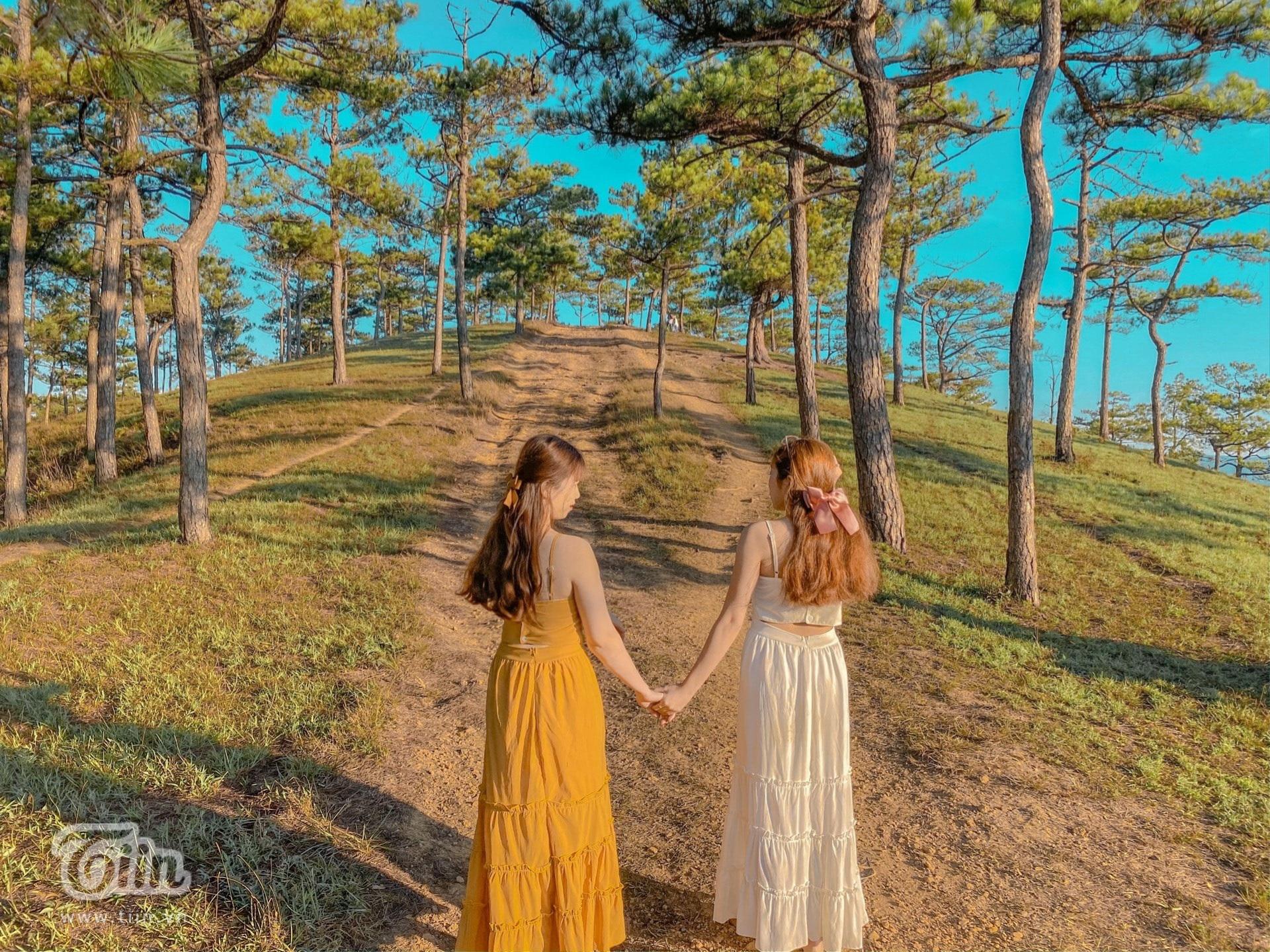 Tình bạn 17 năm của 2 cô gái 9X: Thanh xuân là nhất định phải cùng đứa bạn thân du lịch Đà Lạt một lần trong đời 6