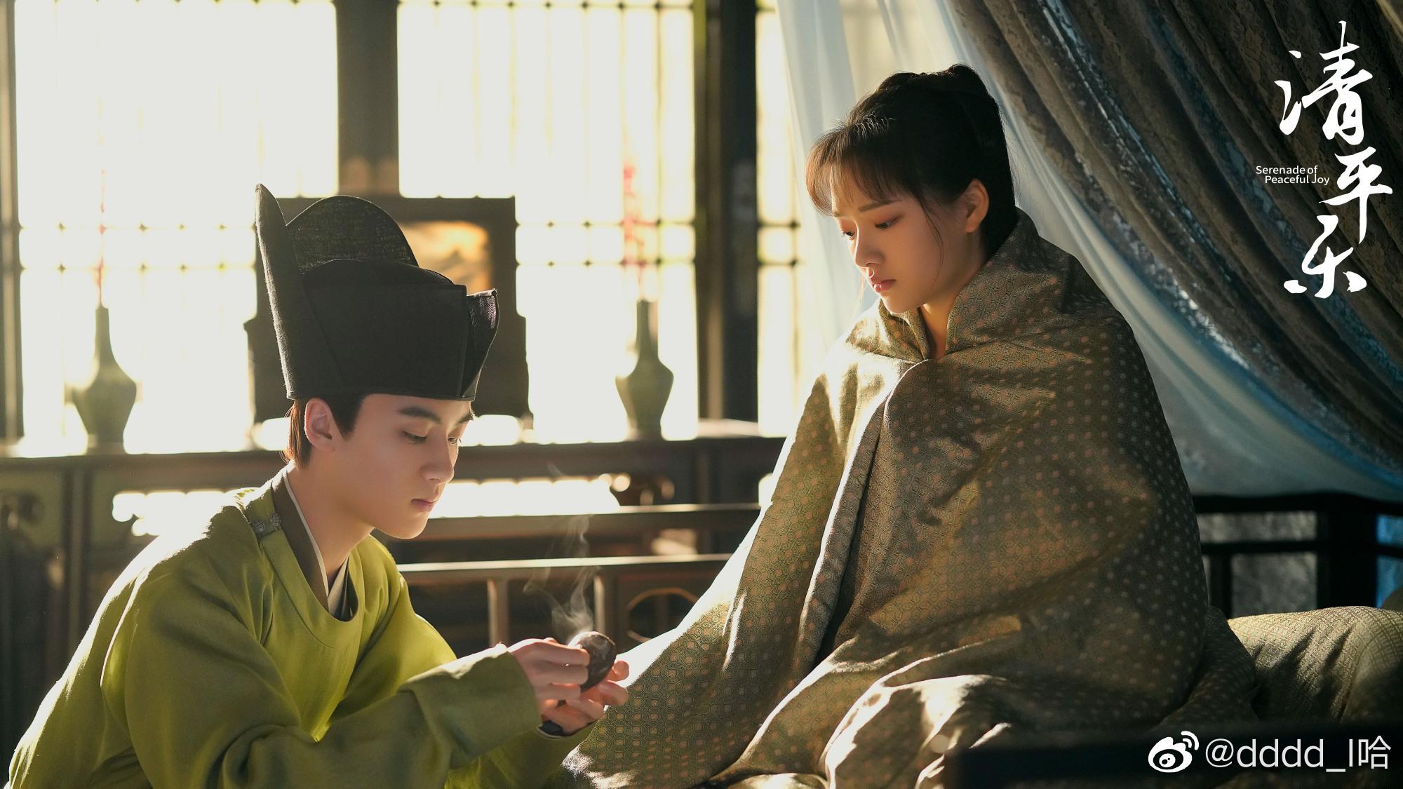 Đến khi Huy Nhusắp lấy chồng, vẫn là Hoài Cát ngồi xổm bên giường bóc vỏ khoai cho nàng