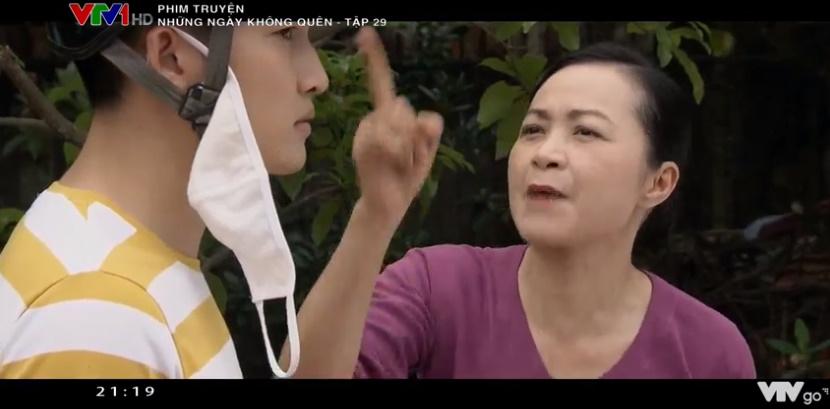 'Những ngày không quên' tập 29: Đào đanh đá bỗng 'ngậm thinh' khi bố khẳng định ngoài Cân ra không trai nào dám lấy cô làm vợ 0