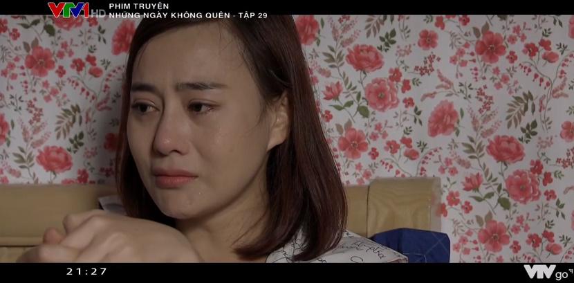 'Những ngày không quên' tập 29: Đào đanh đá bỗng 'ngậm thinh' khi bố khẳng định ngoài Cân ra không trai nào dám lấy cô làm vợ 3