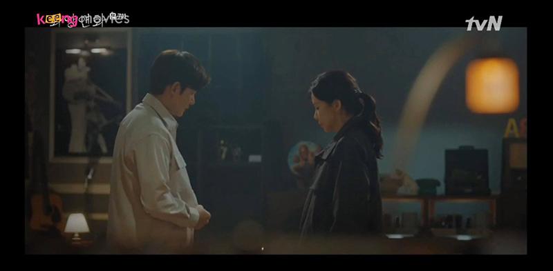 Ji Soo nghe vậy đãnói đây là lần cuối cùng 2 người gặp nhau, sẽ không tiện khi cô tái hôn với chồng cũ.