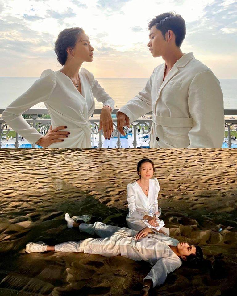 Jun Phạm và đàn chị Ngô Thanh Vân