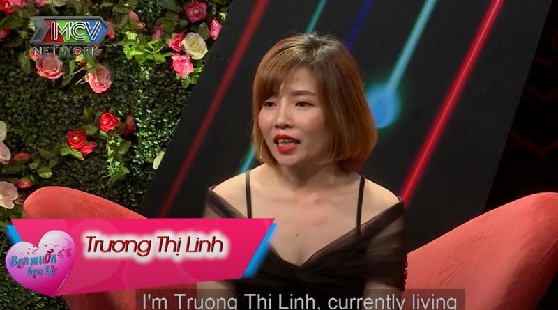 Cặp đôi Trương Thị Linh - Phan Văn Trận trong 'Bạn muốn hẹn hò'