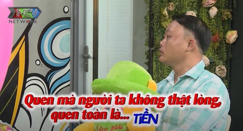 Anh Sang kể chuyện các bạn gái cũ toàn quen anh vì tiền