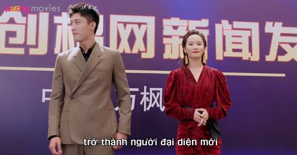 Trong tương lai sẽ lại có một chuyện tình tay ba 'cẩu huyết' giữa Tống Lẫm và hai mỹ nhân Chu Phương, Lộ Na?