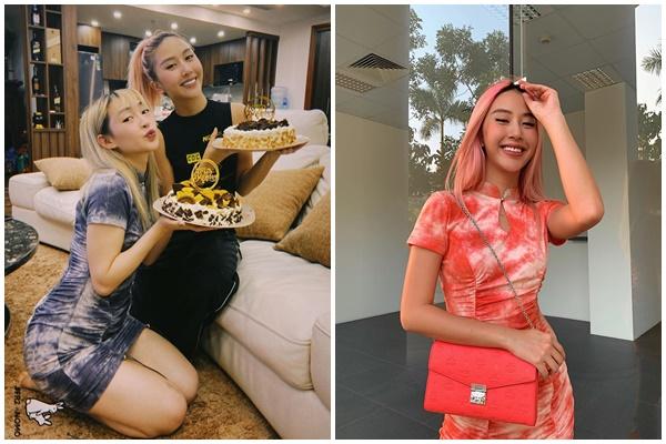 Hội chị em 'vũ trụ hotgirl Hà Thành' của Chi Pu liên tục 'lăng xê' kiểu váy cổ điển, báo hiệu cho một xu hướng mới? 7