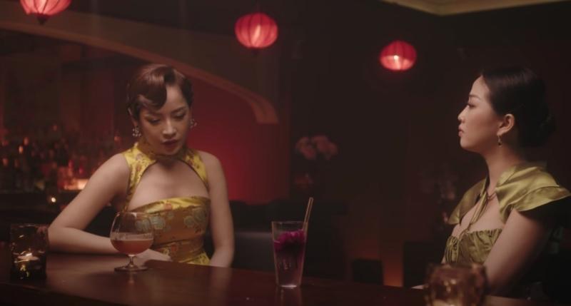 Trò chuyện với Chi Pu nhưng Liêu Hà Trinh lại thẳng thắn: 'Chị đánh giá cao người yêu cũ của em hơn' 2