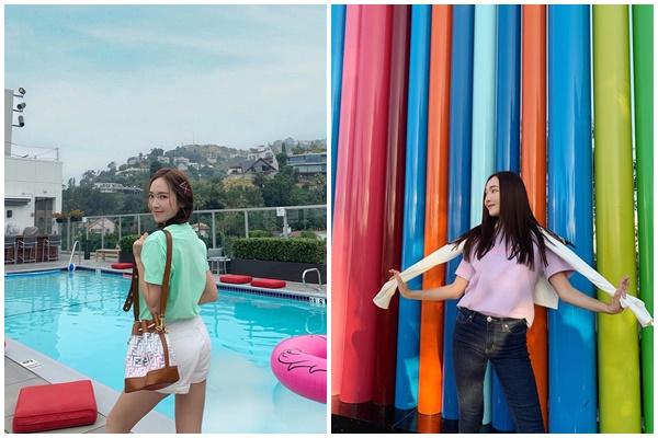 Jessica và những cách mix đồ mùa hè 'xinh như mộng' sẽ không làm hội bạn gái thất vọng 1