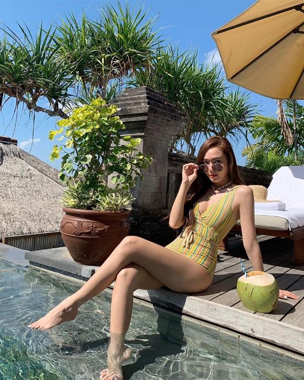 Jessica và những cách mix đồ mùa hè 'xinh như mộng' sẽ không làm hội bạn gái thất vọng 6