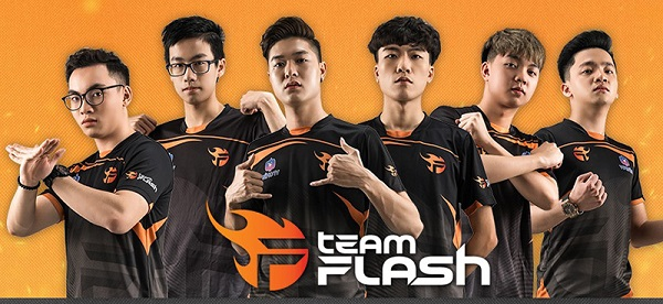 Team Flash với đội hình có chiều sâu và sự gắn kết chặt chẽ với nhau