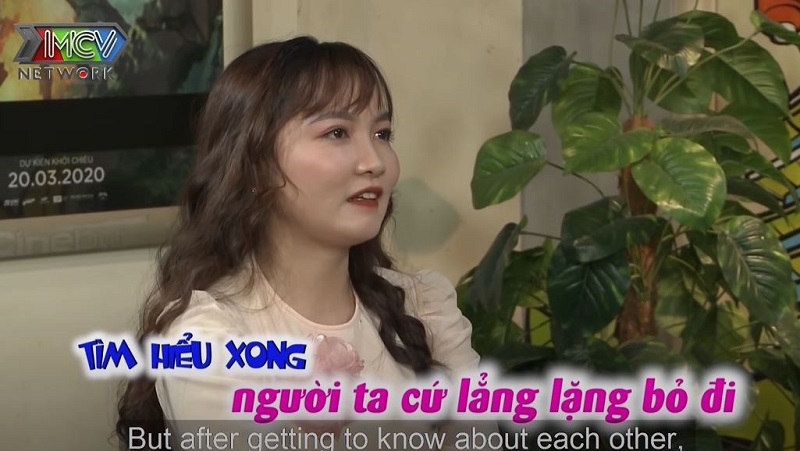 Tuyết Lan kể về chuyện tình cảm của mình