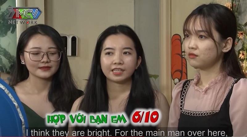 Hội bạn thân Tuyết Lan ào lên sân khấu 'dằn mặt' Văn Tuấn vì trót chê đối phương lùn