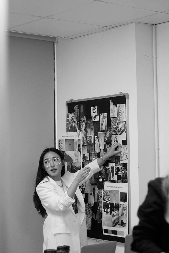 Châu Bùi bất ngờ lên báo Trung, được ưu ái gọi với cái tên 'Song Hye Kyo phiên bản Việt' 5
