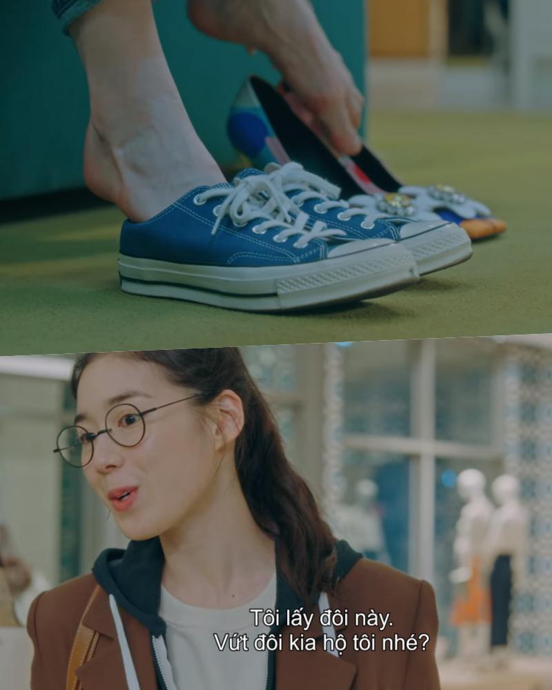 'Quân vương bất diệt': 'Thủ tướng' Jung Eun Chae lỡ lời spoil cái kết của phim, các fan chuẩn bị khăn giấy đi là vừa 4