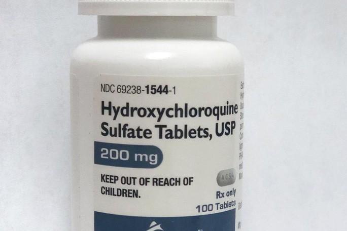 Thuốc hydroxychloroquine không mang lại hiệu quả trong điều trị Covid-19, theo nghiên cứu mới. Ảnh: UPI