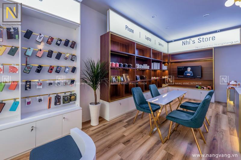 Khám phá Nhí Store - shop điện thoại được giới trẻ Sài Thành yêu thích 2