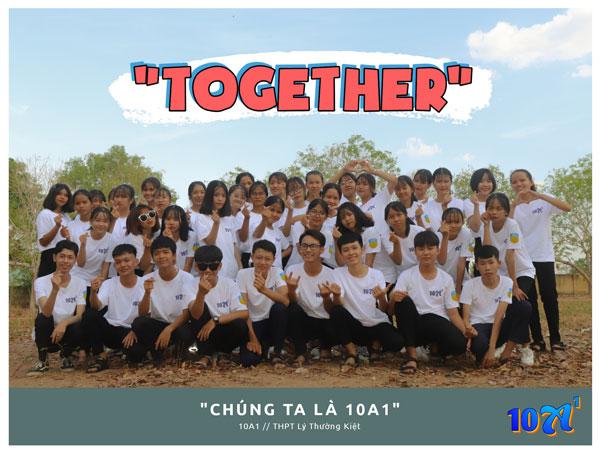 Lớp 10A1 trường THPT Lý Thường Kiệt (Gia Lai)