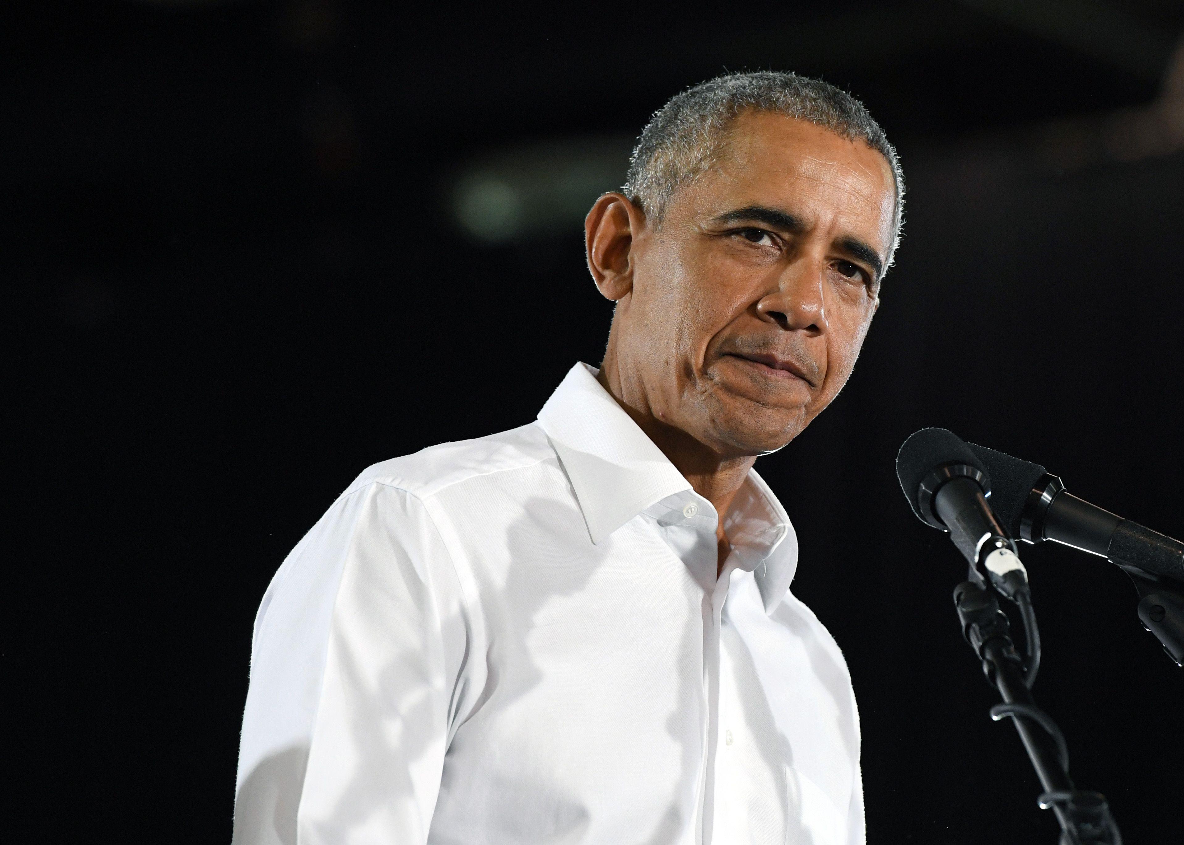 Cựu Tổng thống Barack Obamalên tiếng