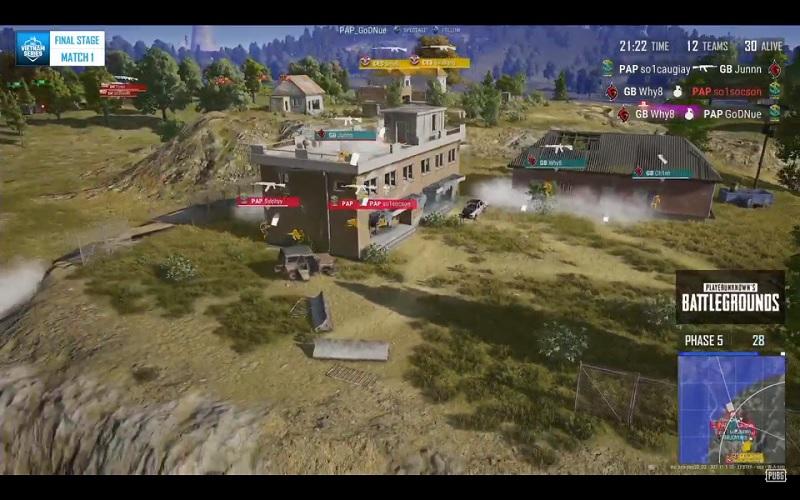 Pha combat khá 'cồng kềnh' giữa Gearbox và Paradise Anphat.
