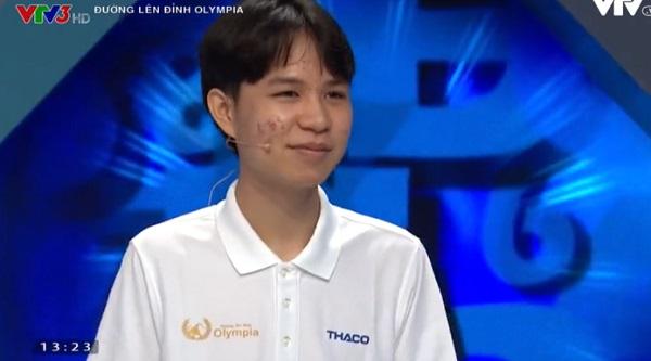 Nam sinh người Bắc Ninh luôn tự tin và lạc quan trong mọi tình huống