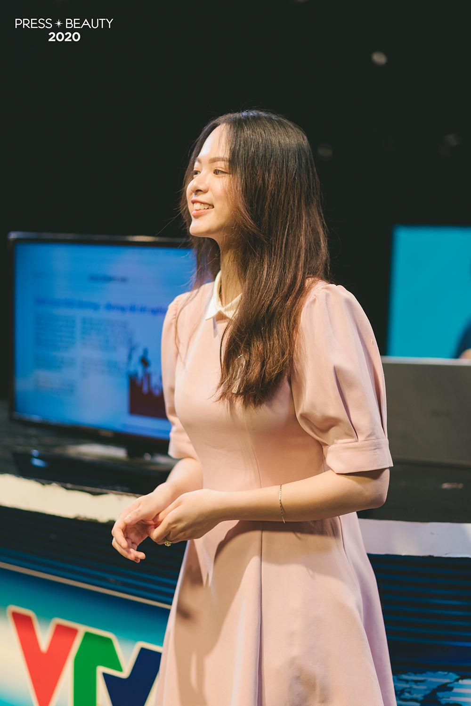 Thí sinh Nguyễn Khánh Linh