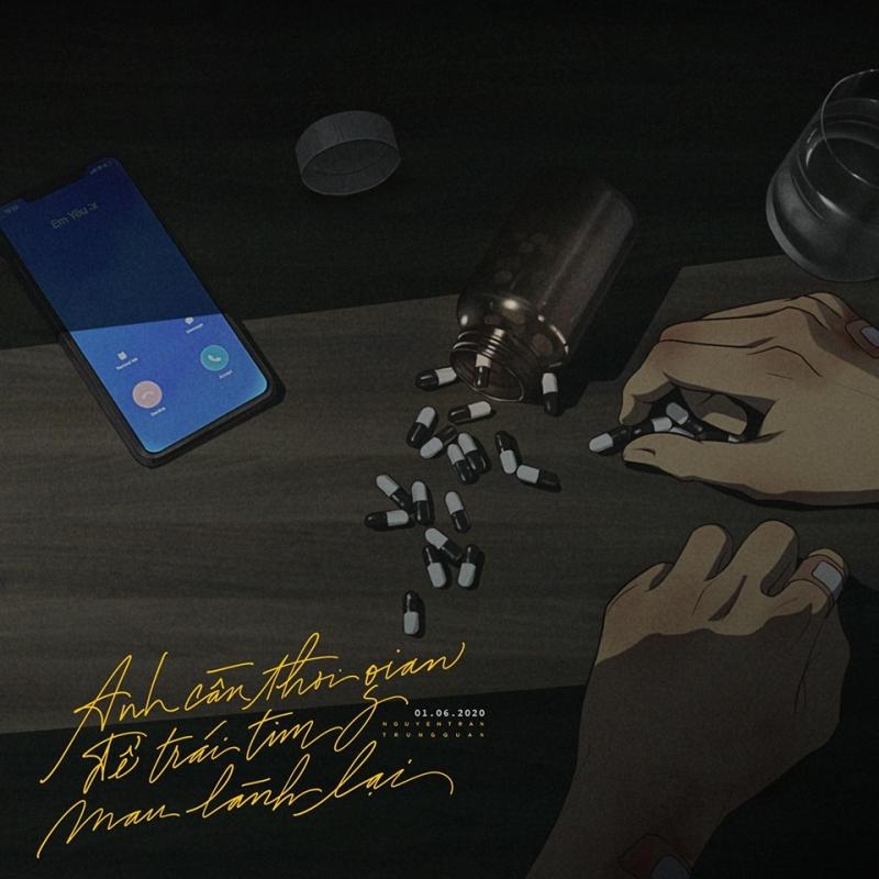 Xuất hiện đầy thương tích trong tấm poster dự án mới, Nguyễn Trần Trung Quân mang đến điều gì trong lần comeback này? 2