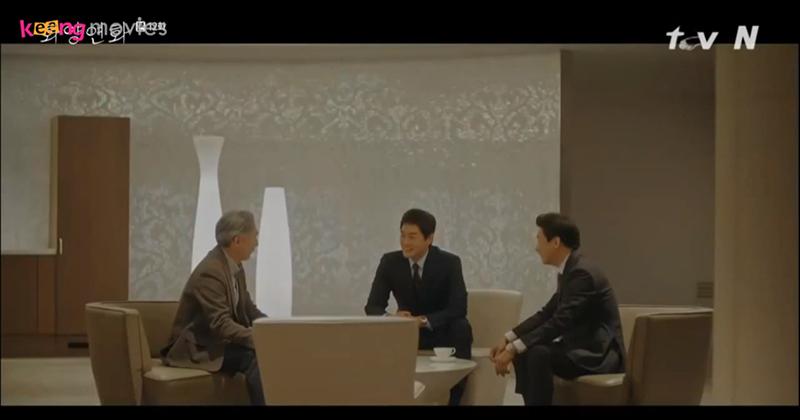 Các cổ đông lớn đều đứng về phía Jae Hyun.