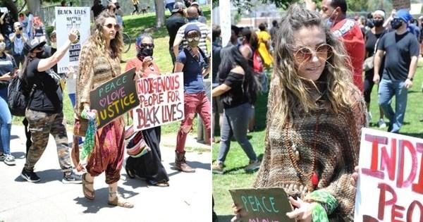 Ariana Grande, Camila Cabello, Shawn Mendes và loạt sao xuống đường biểu tình chống lại phân biệt chủng tộc 4