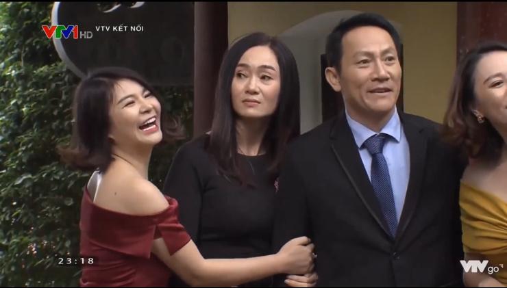 'Tiểu tam' Linh bên vợ chồng Ngân - Luân