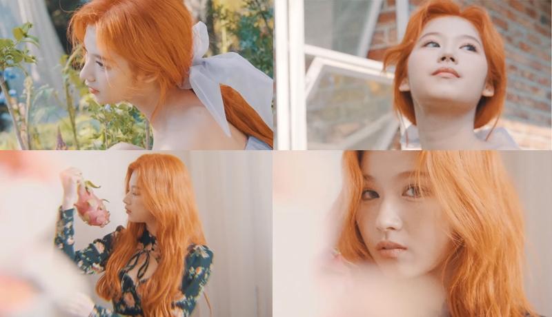 Theo Sana, 'từ khóa' chính của album lần này là 'mong muốn' – điều mà cả nhóm đã cố gắng thể hiện trong những bức ảnh teaser và cả trong MV More & More.