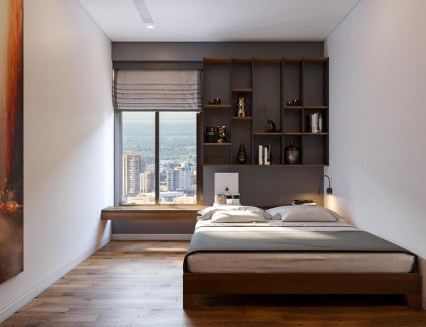 Nội thất trong nhà được bày trí theo kiểu tối giản và tinh tế, không màu mè mà toát lênđược sự trang trọng. Toàn bộ nội thất đều nhập từ nước ngoài về.