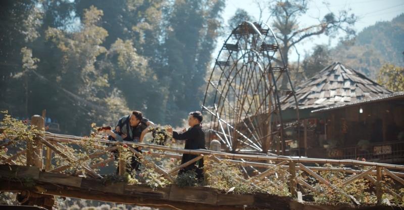 Quán quân Sao Mai Sèn Hoàng Mỹ Lam phát hành dự án âm nhạc tôn vinh vẻ đẹp của quê hương Tây Bắc 1