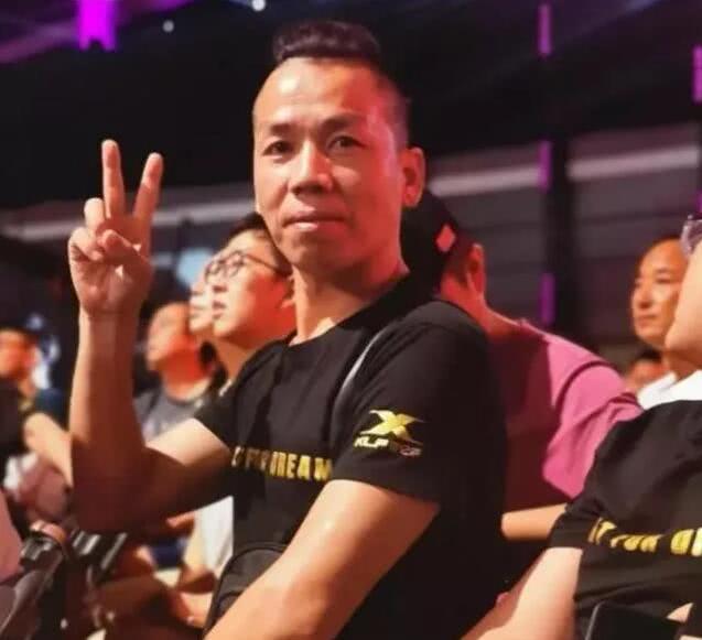 Võ sư Hà Hưng Quả.