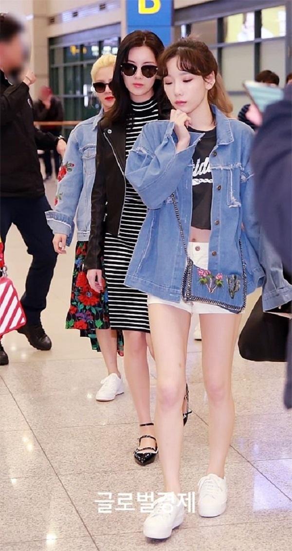 Bí quyết diện đồ giúp dàn mỹ nhân U30 xứ Hàn 'ăn gian' cả chục tuổi, đơn giản đến nỗi nàng nào cũng có thể học theo 16