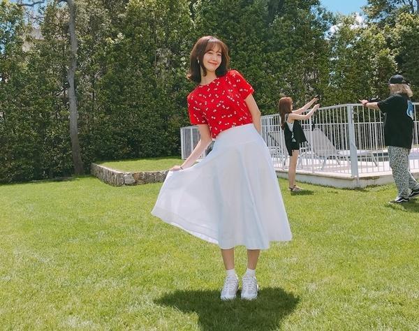 Bí quyết diện đồ giúp dàn mỹ nhân U30 xứ Hàn 'ăn gian' cả chục tuổi, đơn giản đến nỗi nàng nào cũng có thể học theo 18
