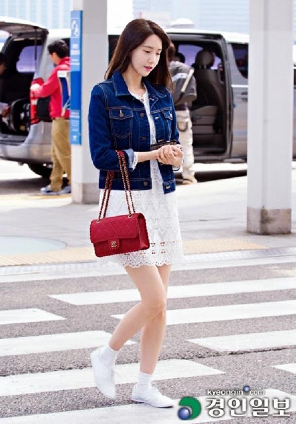 Bí quyết diện đồ giúp dàn mỹ nhân U30 xứ Hàn 'ăn gian' cả chục tuổi, đơn giản đến nỗi nàng nào cũng có thể học theo 15