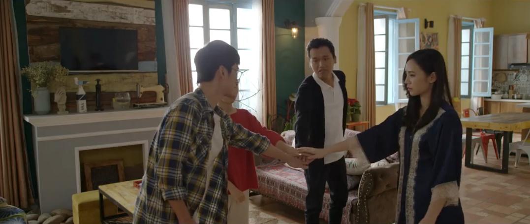 Quy tắc được đặt ra để đảm bảo Lâm không bị tổn thương nữa.