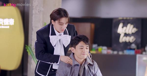 'Hạnh phúc trong tầm tay' tập 18-19: Trương Hinh Dư nghi ngờ bạn trai có bồ mới, dùng 7749 chiêu trò để 'bắt tiểu tam' 8