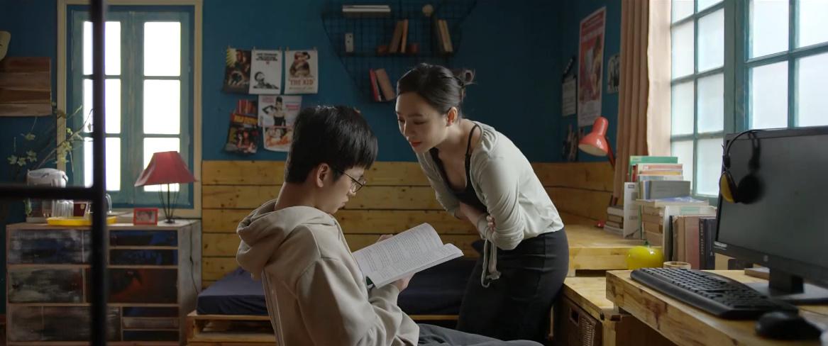 'Nhà trọ Balanha' trailer tập 34: Nhi xấn tới, ôm cổ Nhân và tuyên bố 'cưa em' 2