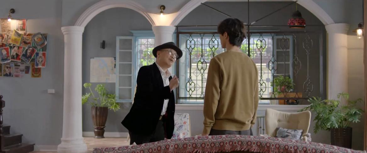 'Nhà trọ Balanha' trailer tập 34: Nhi xấn tới, ôm cổ Nhân và tuyên bố 'cưa em' 5