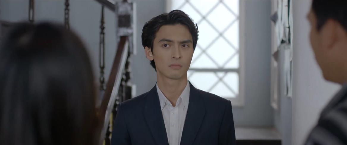 Bộ dạng đẹp trai, bảnh tỏn Lâm muốn đi gặp Hân