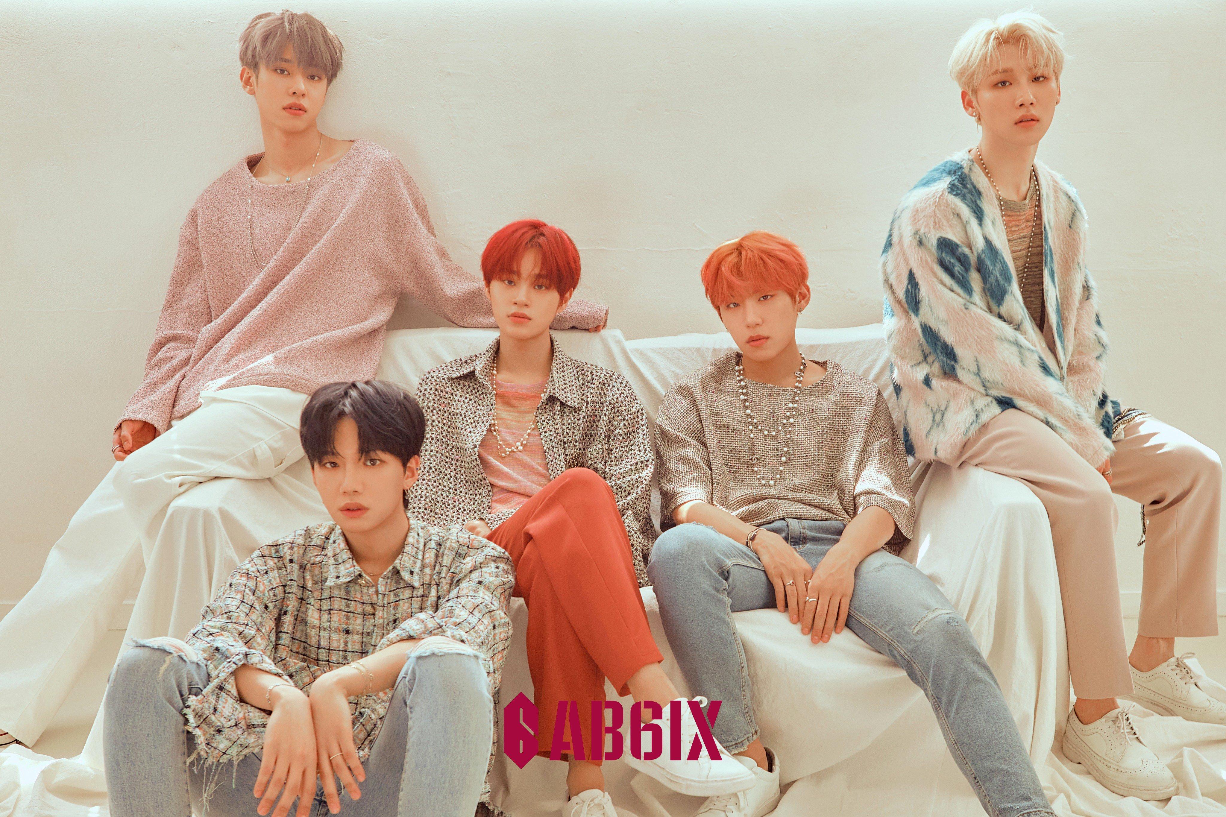 AB6IX debut năm 2019 với 5 thành viên: Lim Young Min, Donghyun, Lee Daehwi, Park Woo Jin, Jeon Woong.4 trong 5 thành viên đã từng có tên tuổi sau cuộc thi Produce 101 năm 2017, trong đó Daehwi và Woo Jin đã có thời gian hoạt động cùng Wanna One.