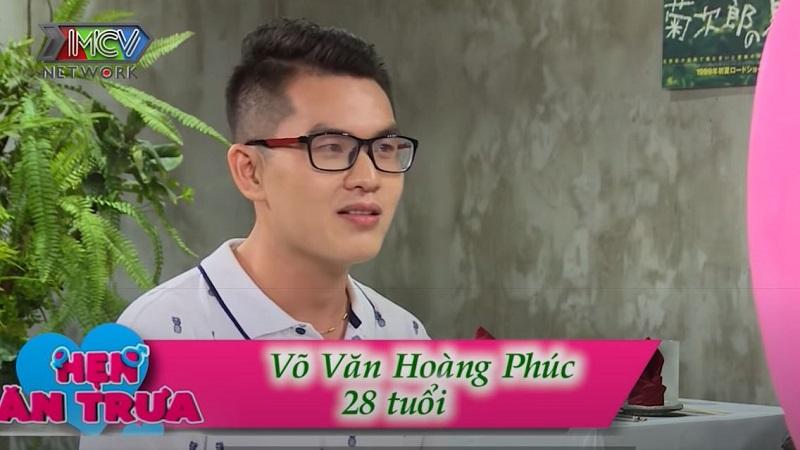 Cặp đôi Thanh Phong - Hoàng Phúc trong 'Hẹn ăn trưa'