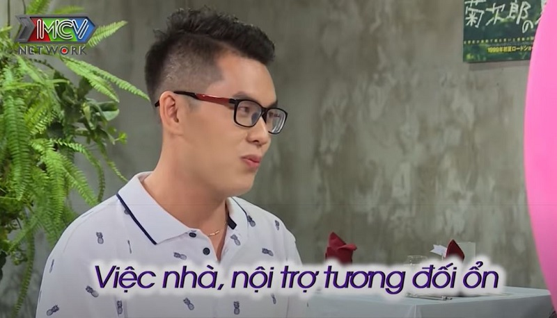 Chàng gay thú nhận 'muốn lấy chồng', tự tay nấu nồi cháo hành mang đến show hẹn hò để tán đổ 'Chí Phèo' của đời mình 3