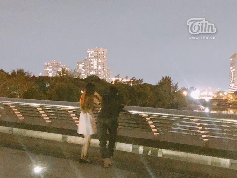 Cầu Ánh Sao - điểm hẹn hò lý tưởng của các cặp tình nhân Sài Gòn trong những đêm hè 4