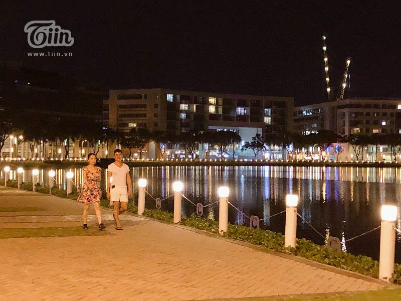 Cầu Ánh Sao - điểm hẹn hò lý tưởng của các cặp tình nhân Sài Gòn trong những đêm hè 8