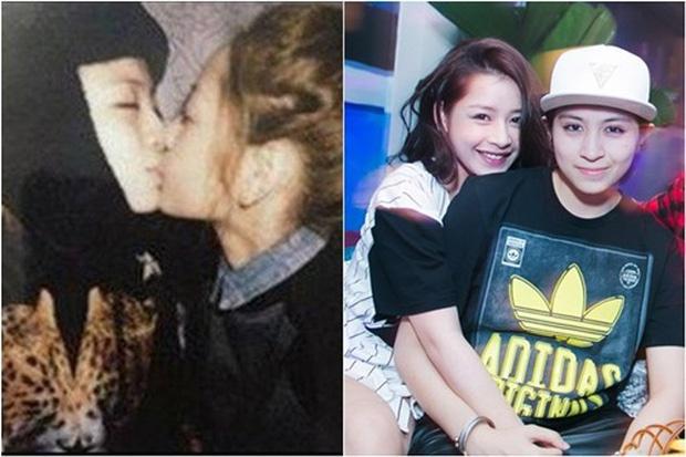 Một số hình ảnh làm dấy lên tin đồn Chi Pu - Gil Lê đang hẹn hò đồng giới.