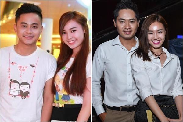 Lan Ngọc đều trải qua mối tình 3 năm với La Thành và Minh Luân.